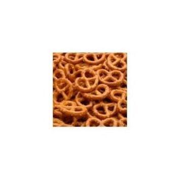 Azar Mini Pretzel Twists - 6 lb. box, 1 per case