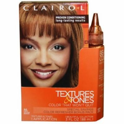 Clairol Textures & Tones Hair Color - #5G - Light Golden Brown /11W (Pack of 2)