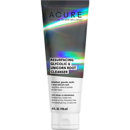 ACURE Resurfacing Glycolic & Unicorn Root Cleanser Reviews