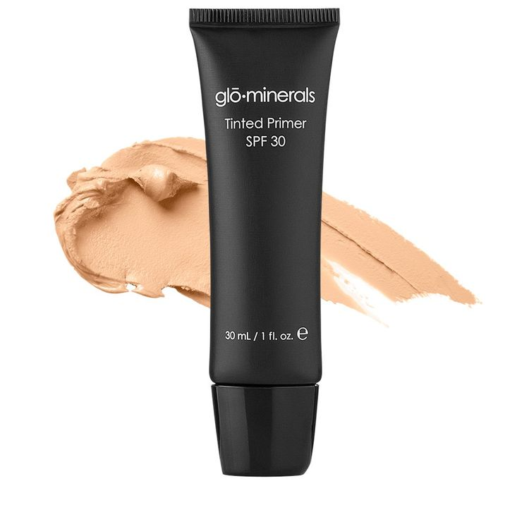 Glominerals Glo Minerals Tinted Primer Spf 30 Light 1oz