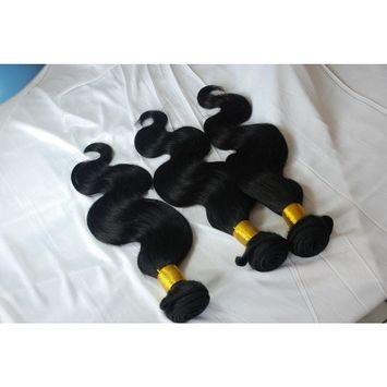 Wholesale 6A top grade 100% natural virgin weaving black factory sale European body wave hair (24)