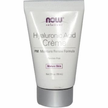 Hyaluronic Acid Facial Cream 1.5 oz. (Pack of 2)