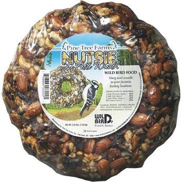 Pine Tree Farms Nutsie Le Petite Seed Wreath