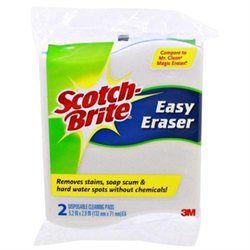3M 832-S Scotch-Brite Easy Erasing Pad
