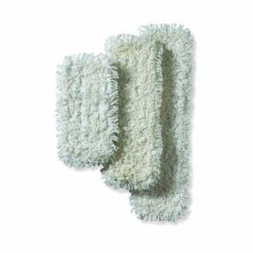 3M Easy Scrub Plus Flat Mop, White, 18