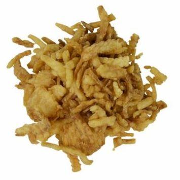 Fresh Gourmet 43166 Crispy Onion Lightly Salted 100-.5 Ounce