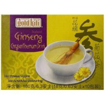 Gold Kili Instant Ginseng Chrysanthemum Drink, 6.3 Ounce