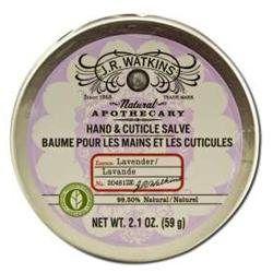 J.R. Watkins Hand & Cuticle Salve - Lavender
