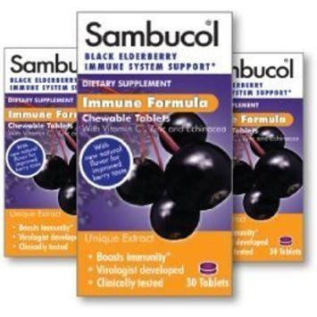 Sambucol Black Elderberry Immune Formula (Manufacturer Out of Stock-NO ETA)