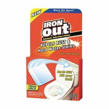Toilet Bowl Cleaner, 2.1 oz, PK2