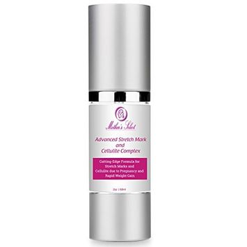 Mother's Select Stretchmark & Cellulite Complex for Women Thighs, Legs, Stomach, Pregnancy, Slimming, Firming, Removal, Tightening, Hydration, Unsightly Scars, Fat Deposits