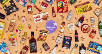 Influenster's Reviewers' Choice Awards: The Snack Winner's Circle