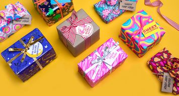 Lush Launches a Lush-ious Holiday Collection
