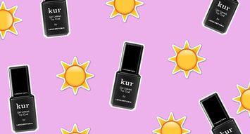 Weird Product Alert: Sun-Activated Nail Gel