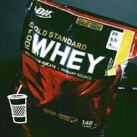Optimum Nutrition Gold Standard 100% Whey - Extreme Milk Chocolate (909 g) uploaded by Vanessa T.