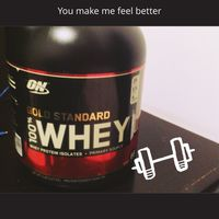 Optimum Nutrition Gold Standard 100% Whey - Extreme Milk Chocolate (909 g) uploaded by Manuel R.