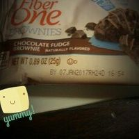 Fiber One Brownies, 90 Calorie Bar, Chocolate Fudge Brownie, 12 Bars, 10.6 oz uploaded by margarita M.