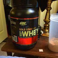 Optimum Nutrition Gold Standard 100% Whey - Extreme Milk Chocolate (909 g) uploaded by Eugene V.