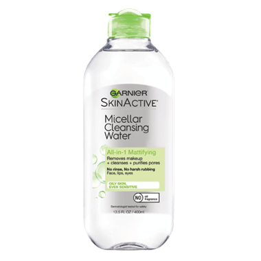 Garnier SkinActive All-in-1 Mattifying Micellar Cleansing Water