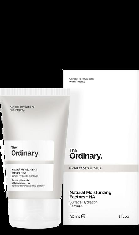 The Ordinary. Natural Moisturizing Factors + HA