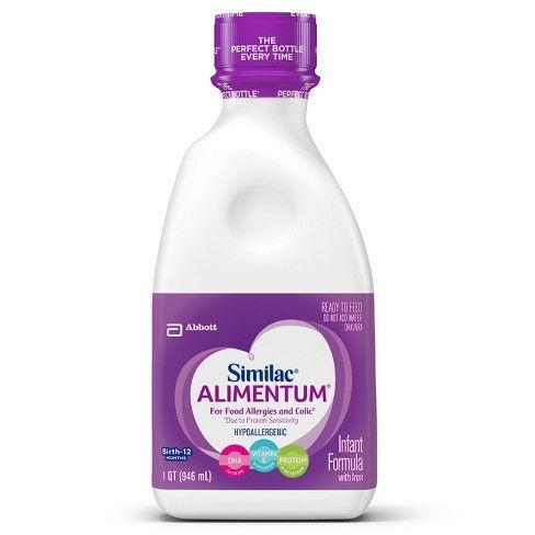 Similac® Alimentum® Ready To Feed Infant Formula