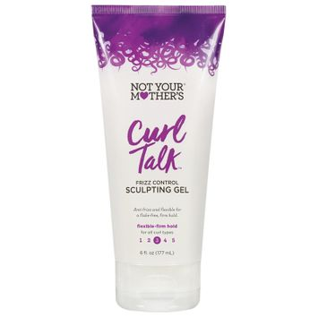 Not Your Mother's® Curl Talk Frizz Control Sculpting Gel
