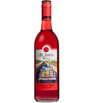 St. James Country Red Wine