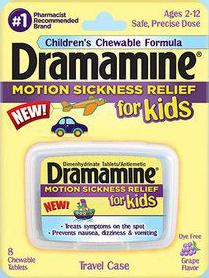 Dramamine® For Kids