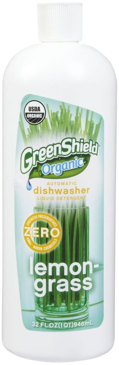 GreenShield Organic USDA Organic Automatic Dishwasher Detergent