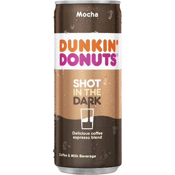 Dunkin Donuts® Shot In The Dark Mocha