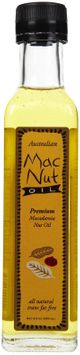 MacNut Oil Macadamia Nut Oil 8.5 oz