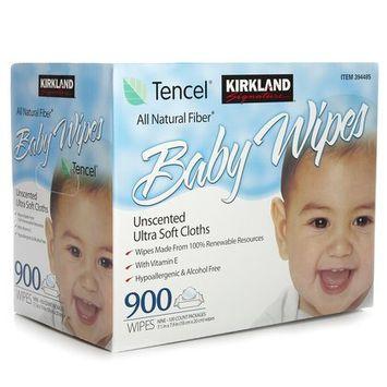 Kirkland Signature Premium Baby Wipes