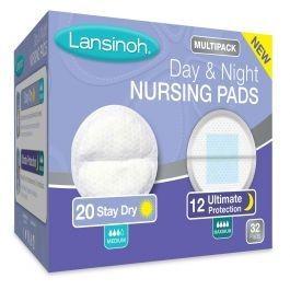 Lansinoh® Day & Night Nursing Pads Multipack