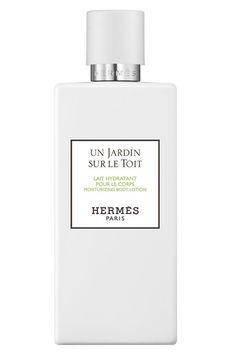 Hermes Le Jardin sur le Toit - Moisturizing body lotion
