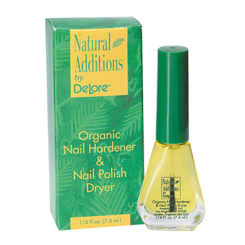 Delore Nails Delore Natural Additions Nail Hardener and Dryer