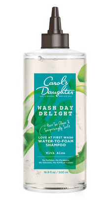 Carol's Daughter Wash Day Delight Sulfate Free Shampoo For Curly Hair