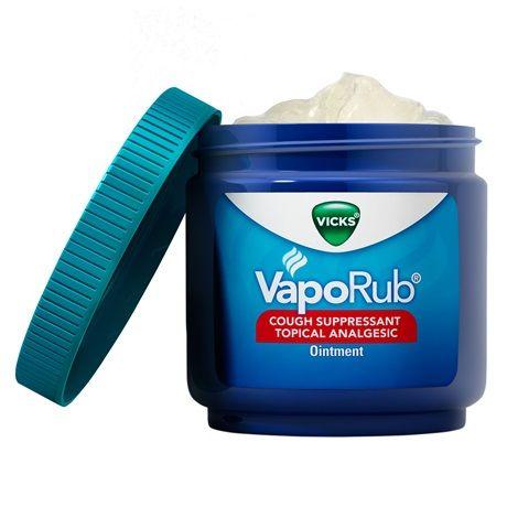 Vicks® VapoRub™ Topical Cough Suppressant