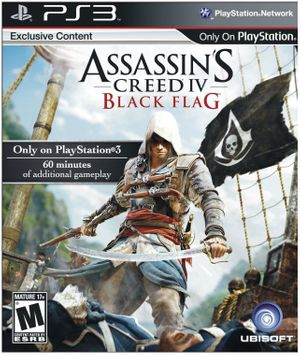 Ubisoft Assassin's Creed 4: Black Flag for PlayStation 3 - UBI SOFT
