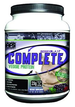 All-pro Science All Pro Science Complete Veggie Protein, Berry Blast, 29 oz