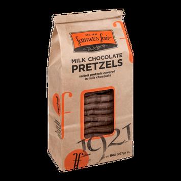 Farmer's Fair Milk Chocolate Pretzels