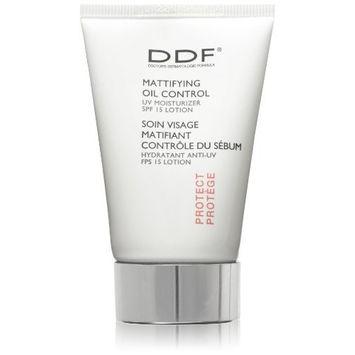 DDF Mattifying Oil Control UV Moisturizer SPF 15 Lotion, 1.7 oz.
