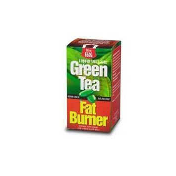 Fat Burner with EGCG 200 Applied Nutrition Green Tea Fat Burner with EGCG, 400mg ( 200 Soft gels )