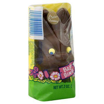Palmer Classics Milk Chocolate Bunny, Baby Binks, 2 oz (56 g)