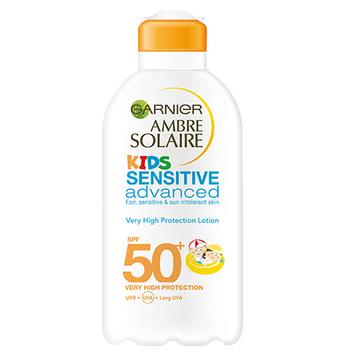 Garnier Ambre Solaire Kids SPF 50+ Sun Cream Lotion