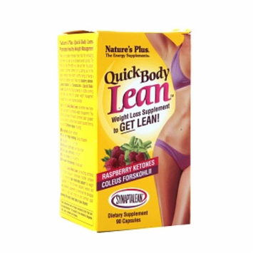 Nature's Plus Quick Body Lean Weight Loss