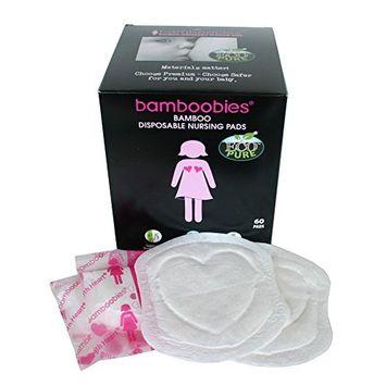 bamboobies® Disposable Nursing Pads