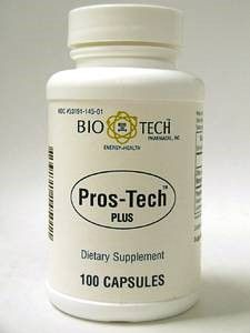 Pros-Tech Plus 100 caps by Bio-Tech