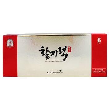Korean Ginseng - Korean Red Ginseng Vital Tonic - 10 Bottle(s)
