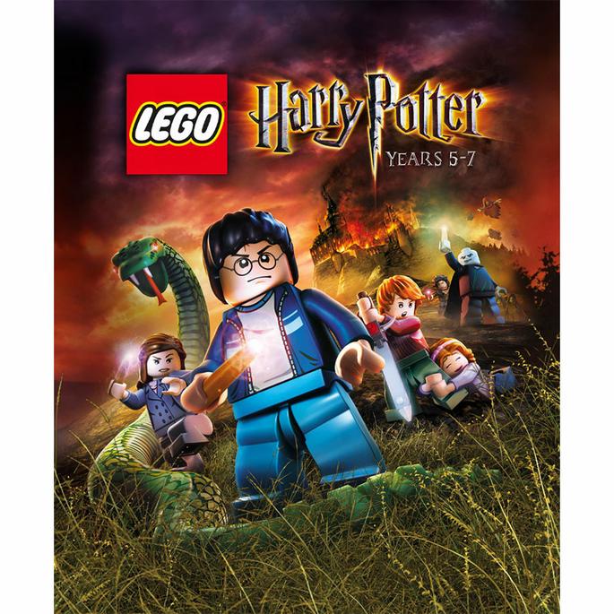 Slide: Lego Harry Potter Years 5-7