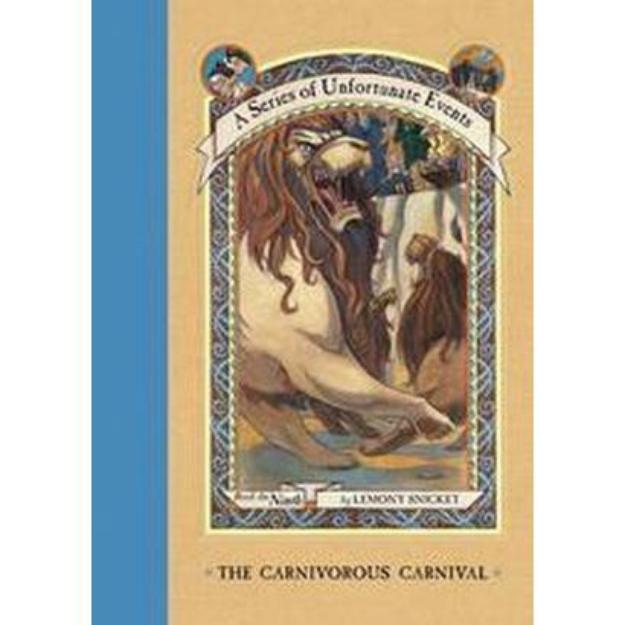 The Carnivorous Carnival (Hardcover)